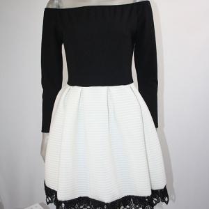 vestido vestir barato