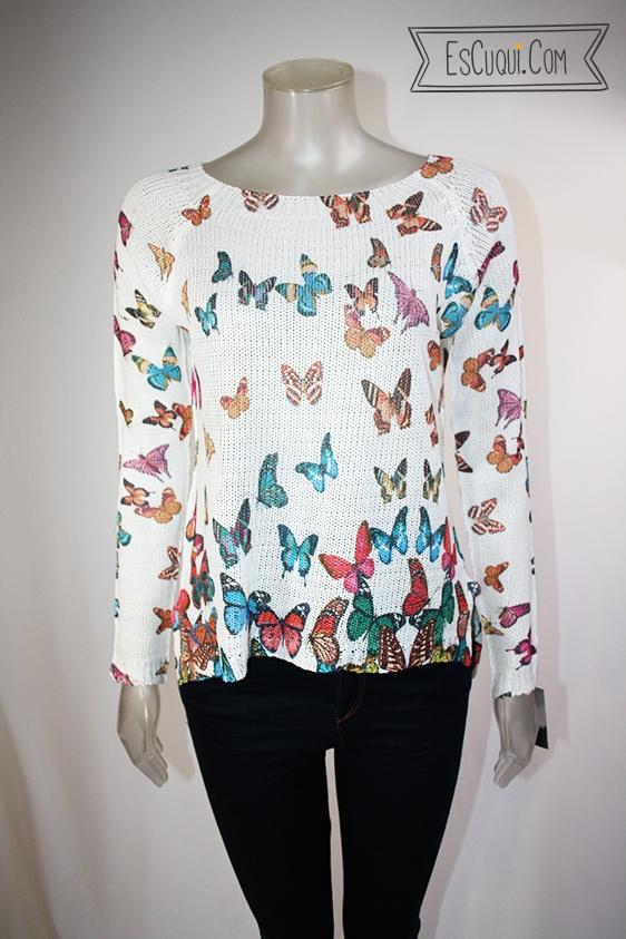 jersey mariposas