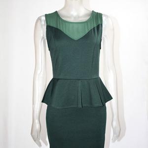 vestido tipo falda