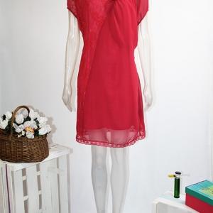 vestido suelto vestir