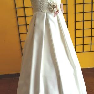 vestido comunion carmy