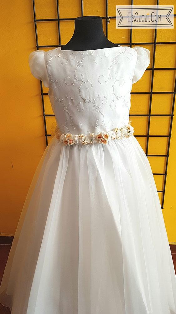 Vestidos de comunion a buen precio