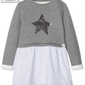 vestido algodon niña estrella