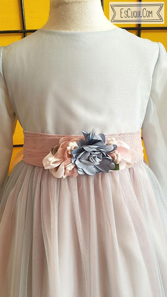 Vestido amaya ceremonia