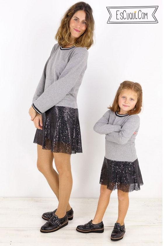 Vestido mami e hija