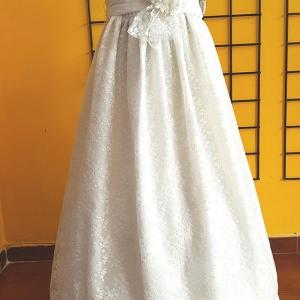 vestido comunion original