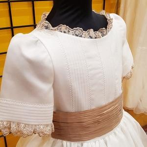 vestido de comunión en oferta