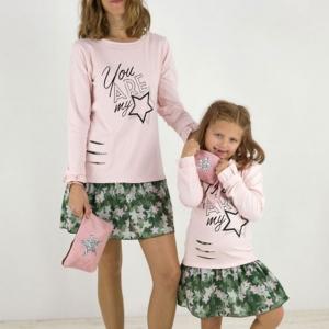 vestido igual para madre e hija