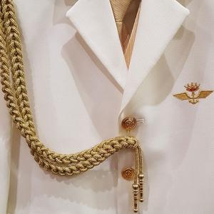 traje comunion marfil almirante barato