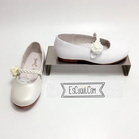 zapatos comunión niña
