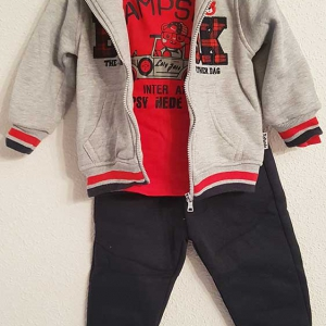 chandal bebe chaqueta