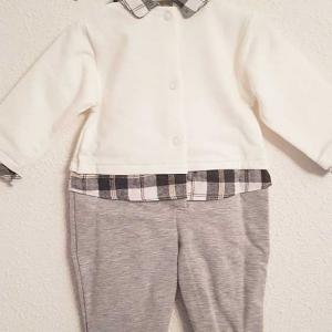 ropa moderna bebe