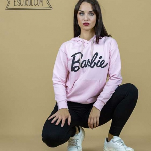 sudadera barbie