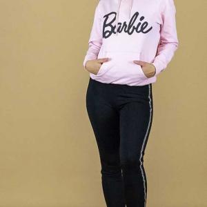 sudadera barbie