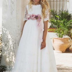 vestido comunion amaya 517012