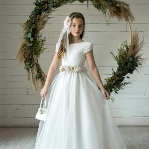 vestido comunion lola rosillo Q361