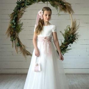 vestido comunion lola rosillo Q372