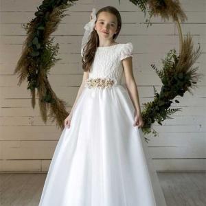 vestido comunion lola rosillo Q408