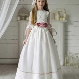 vestido comunion marla K121