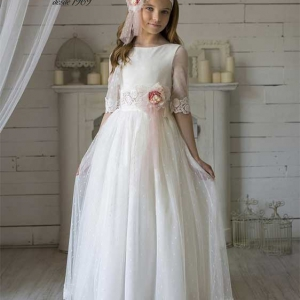 vestido comunion marla K135