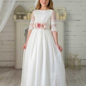 vestido comunion marla K148