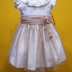 vestido para llevar arras niña
