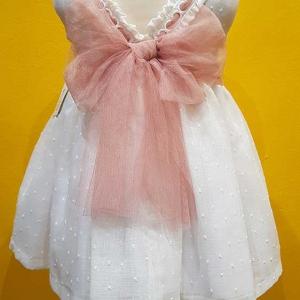 vestido niña vestir ceremonia arras acompañante