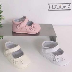 zapatos bebe sin suela