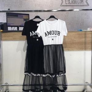 vestido amour transparencias