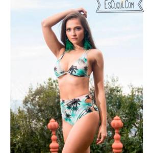bikinis braga alta mujer