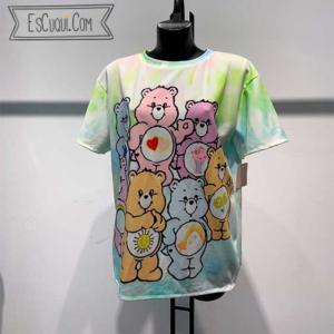 camiseta osos amorosos mujer