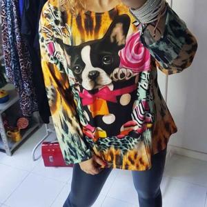 camisetas tallas grandes bulldog frances