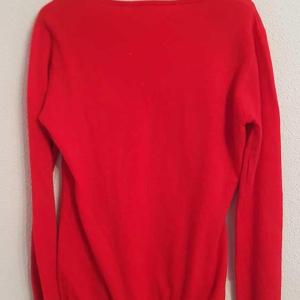 jersey liso basico rojo pico
