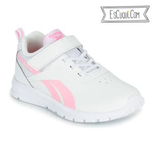 zapatillas deporte niña reebok blancas y rosas