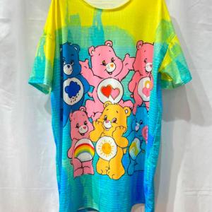 osos amorosos camiseta oversize