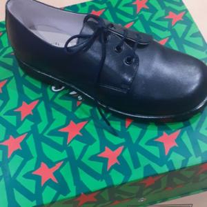 zapato marino niño cordones vestir talla 32