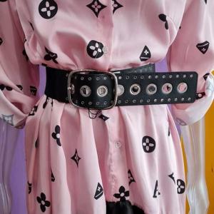 Bluson vestido estilo louise vuitton