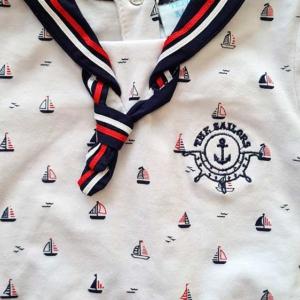 ranita bebe verano marinero