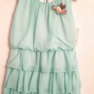 vestido niña vestir ponible